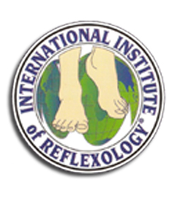 Reflexology and Nerve Reflexology. IIR logo